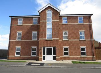 Thumbnail 2 bed flat for sale in Burgess Road, Stamford