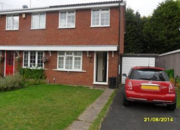 Thumbnail 2 bed property to rent in Sparrey Drive, Bournville, Birmingham
