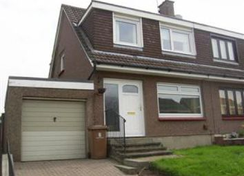 Thumbnail 3 bed semi-detached house to rent in Woodlands Drive, Bo'ness, Falkirk