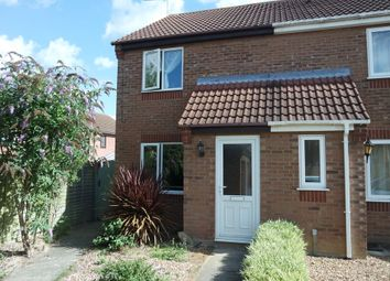 Thumbnail 2 bedroom semi-detached house for sale in Chestnut Close, Worlingham, Beccles