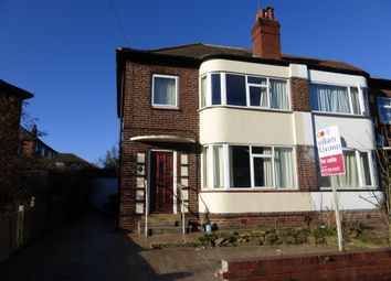 Thumbnail 3 bedroom semi-detached house for sale in Ash Crescent, Headingley, Leeds