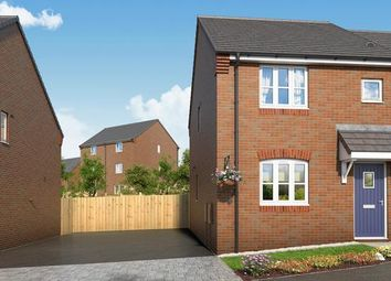 "Thumbnail 3 bed property for sale in ""The Meadowsweet At Mill Farm, Tibshelf"" at Mansfield Road, Tibshelf, Alfreton"