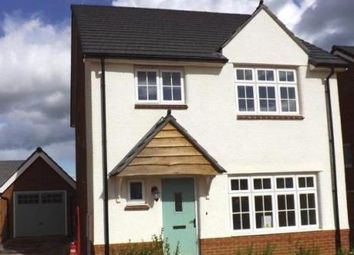 Thumbnail 4 bedroom detached house for sale in Shutterton Lane, Dawlish, Devon