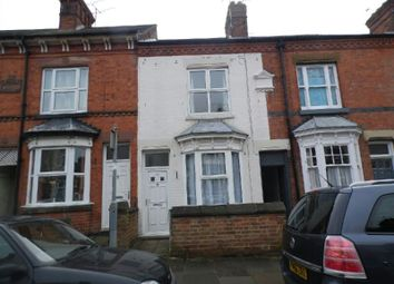 Thumbnail 2 bed terraced house to rent in Healey Street, Wigston