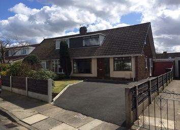 Thumbnail 3 bed semi-detached bungalow to rent in Pennine Close, Bury