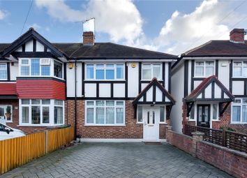 Thumbnail 3 bed end terrace house for sale in The Causeway, Carshalton