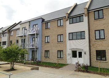 Thumbnail 2 bedroom flat to rent in Aster Way, Cambridge