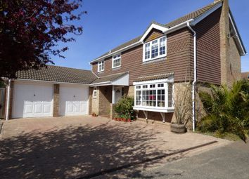 Thumbnail 4 bed detached house for sale in Apple Tree Walk, Climping, Littlehampton