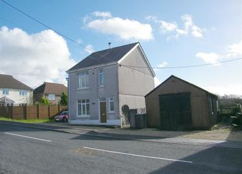 Thumbnail 3 bed detached house for sale in Cwmgwili, Llanelli