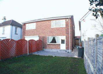 2 bed property for sale in Bridge Road, Sarisbury Green, Southampton SO31