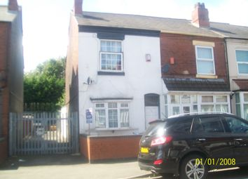 Thumbnail 2 bed terraced house for sale in Tame Road, Witton
