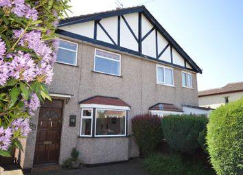 3 bed semi-detached house for sale in Mark Rake, Bromborough, Wirral CH62