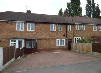 3 bed terraced house for sale in Winchester Crescent, Chaddesden, Derby, Derbyshire DE21