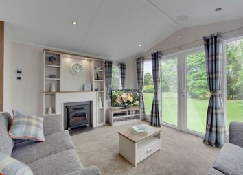 Thumbnail 2 bed mobile/park home for sale in Hale, Milnthorpe