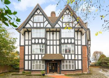 Thumbnail 1 bed flat for sale in Wendover Court, Childs Hill, London