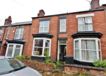 Thumbnail 5 bedroom terraced house for sale in Peveril Road, Greystones, Sheffield