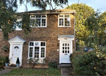 Thumbnail 3 bed end terrace house to rent in Oakfields, Guildford