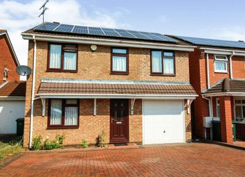 4 bed detached house for sale in Pennington Way, Coventry CV6