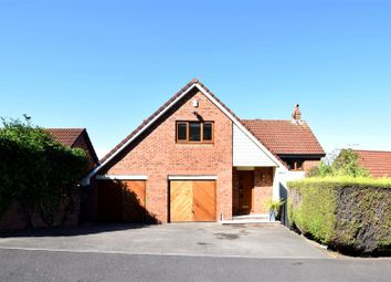 Thumbnail 4 bed detached house for sale in Cabot Rise, Portishead, Bristol