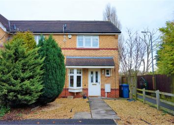 Thumbnail 2 bed end terrace house for sale in Rymill Drive, Derby