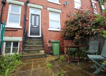 Thumbnail 2 bed terraced house to rent in Wetherby Terrace, Burley, Leeds