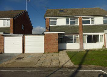 Thumbnail 3 bed property to rent in Sutton Close, Bognor Regis
