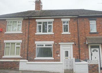 Thumbnail 3 bedroom terraced house for sale in Mitchell Street, Burslem, Stoke-On-Trent