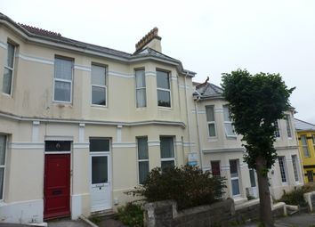 Thumbnail 3 bed terraced house for sale in Pentyre Terrace, Plymouth