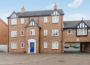 Thumbnail 1 bedroom flat for sale in Sutton Close, Nantwich