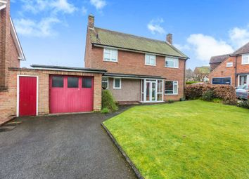 Thumbnail 4 bed detached house for sale in Mimosa Close, Selly Oak, Birmingham