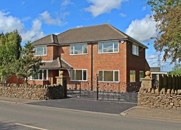 Thumbnail 4 bed detached house for sale in Parrotts Grove, Aldermans Green, Coventry