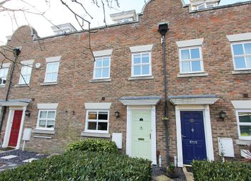 Thumbnail 3 bed terraced house for sale in Winston Avenue, Kings Hill, West Malling, Kent