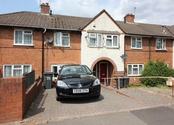 Thumbnail 3 bed terraced house to rent in Tynedale Road, Birmingham