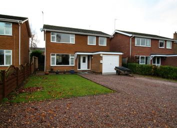 Thumbnail 4 bed detached house for sale in Medway Close, Gosberton, Spalding