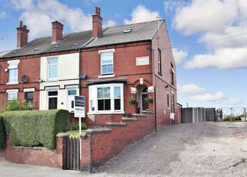 3 bed terraced house for sale in Pontefract Road, Featherstone, Pontefract WF7