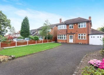 Thumbnail 3 bed detached house for sale in Rykneld Road, Littleover, Derby, Derbyshire