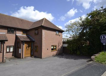 Thumbnail 3 bed semi-detached house for sale in Larch Drive, Kingsclere, Newbury, Berkshire
