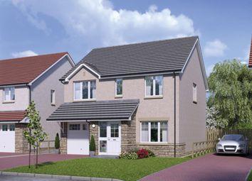 Thumbnail 4 bed detached house for sale in Ochil Silver Glen, Alva, Clackmannanshire