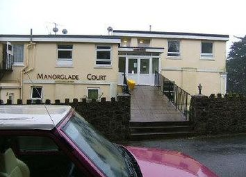 Thumbnail 1 bedroom flat to rent in Manorglade Court, Higher Warberry Road, Torquay