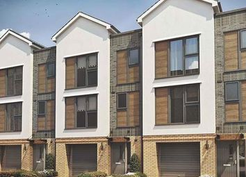 Thumbnail 3 bed town house for sale in St Marys Island, Chatham, Maritime Kent