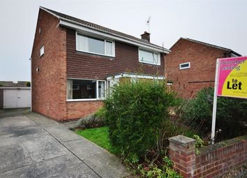 Thumbnail 2 bed semi-detached house to rent in Ludlow Avenue, Garforth, Leeds