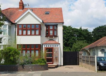 Thumbnail 4 bed semi-detached house for sale in Whitchurch Gardens, Canons Park, Edgware