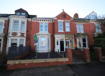 Thumbnail 2 bed flat for sale in Marine Avenue, Whitley Bay, Tyne And Wear