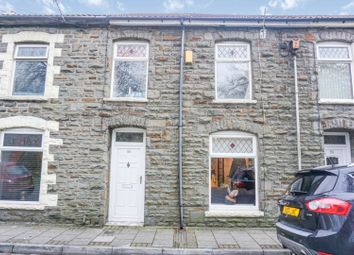 Thumbnail 3 bed terraced house for sale in Ynyscynon Road, Trealaw