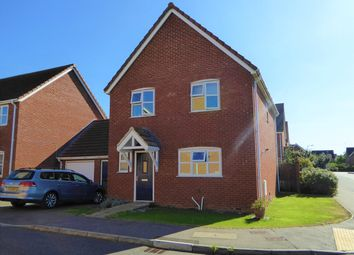 Thumbnail 3 bed link-detached house to rent in Tinkers Way, Downham Market