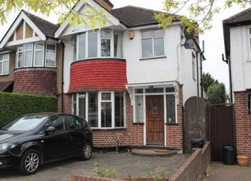 Thumbnail 3 bedroom semi-detached house to rent in Church Road, Northwood