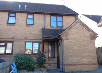 Thumbnail 3 bed semi-detached house for sale in 16 Cherryfields, Gillingham, Dorset