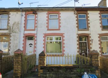 Thumbnail 3 bed terraced house for sale in Wyndham Street, Ogmore Vale