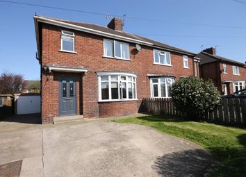 Thumbnail 3 bed semi-detached house for sale in Quaker Lane, Northallerton