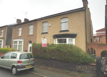 Thumbnail 4 bed semi-detached house for sale in Harland Road, Tranmere, Birkenhead